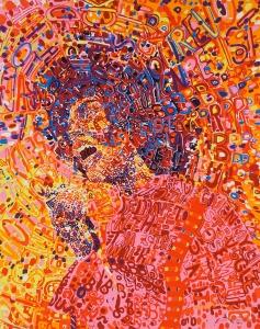Revolutionary (1972) by Wadsworth Jarrell